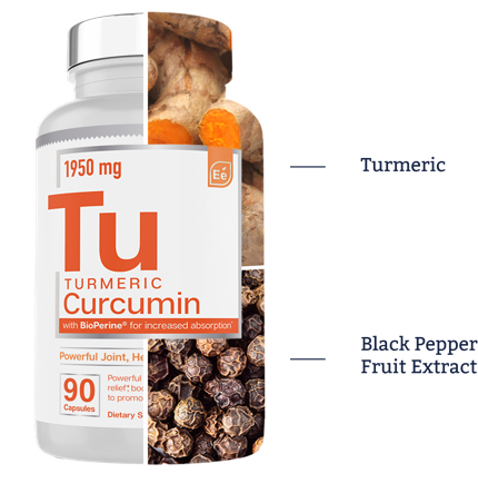 Essential Elements Turmeric Curcumin | Essential Elements