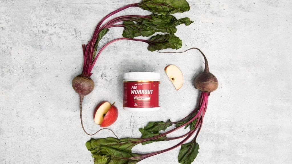 Essential elements PreWorkout With Beets & ACV