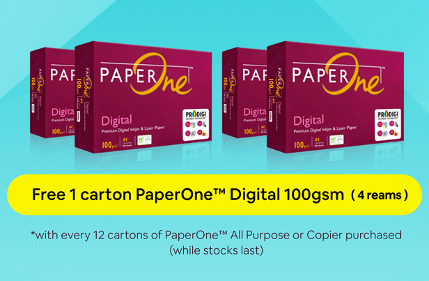 PaperOne Promo