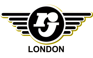 RJ LONDON PAINT logo