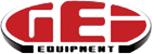GEI EQUIPMENT logo