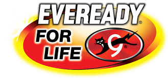 EVEREADY BATTERY logo