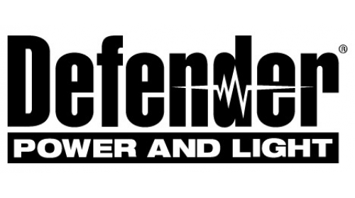 DEFENDER POWER logo