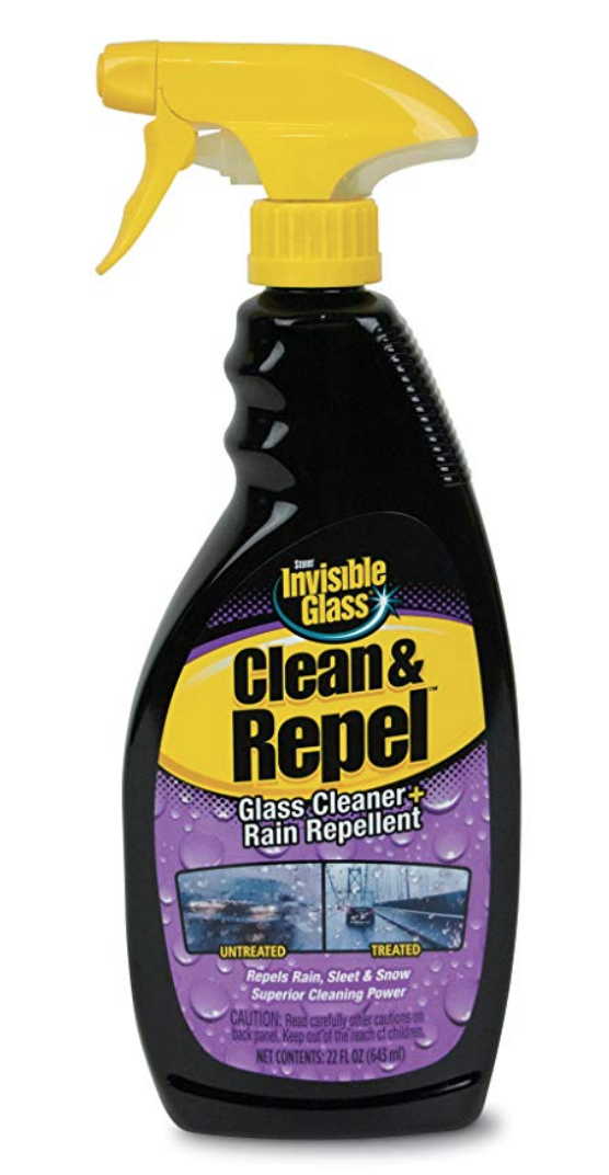 Invisible Glass Clean and Repel Spray Trigger Spray Bottle 22 Oz. 92186