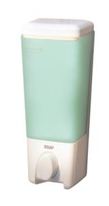 CLEAR CHOICE DISPENSER I- SHAMPOO/SOAP/LIQUID DETERGENT (72150)