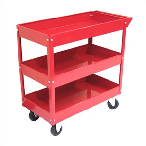 Horme Hd 3 Tiers Tools Trolley TC301A