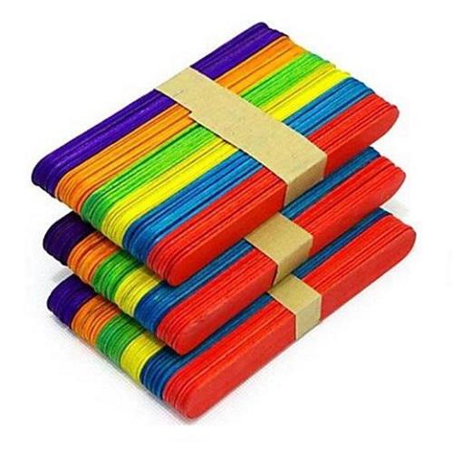 Wood Craft Stick - Handwork Stick - Jumbo(手工木棒)