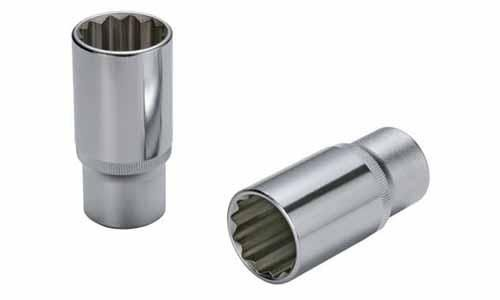 "1/2"" Dr. Deep Socket (12pt) 10mm"