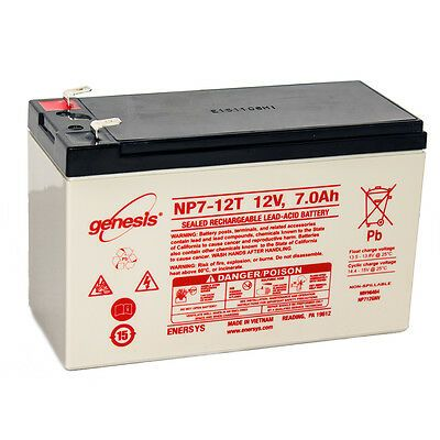 12v 7ah Battery (csb/bb/np)