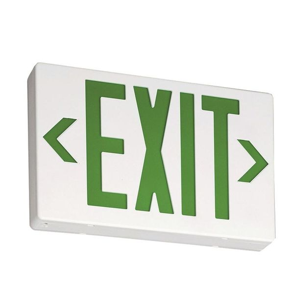 168000 8201 Self Luminous Exit Sign