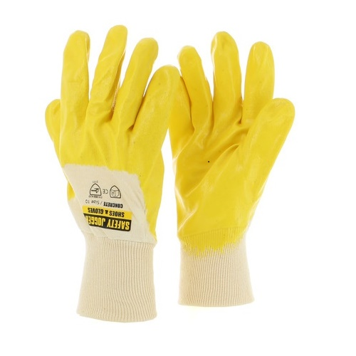 Safety Jogger Concrete Cotton Woven Glove (dozen)