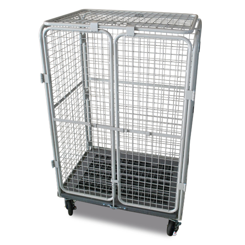 Prestar Security 2 Door Worktainer Trolley WTS11-80