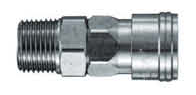 NKC/Japan - 22SM (Male Thread) 1/4in Quick Coupler Socket