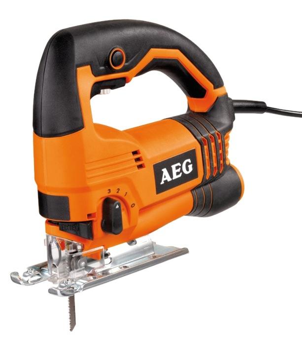 AEG Jigsaw 600W STEP90X