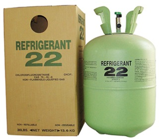 Air-con R22 Refrigerator Gas
