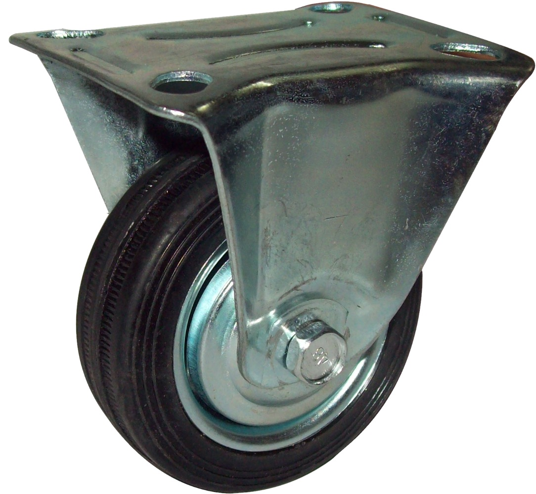 SKK Industrial Rigid Castor Wheel 510075