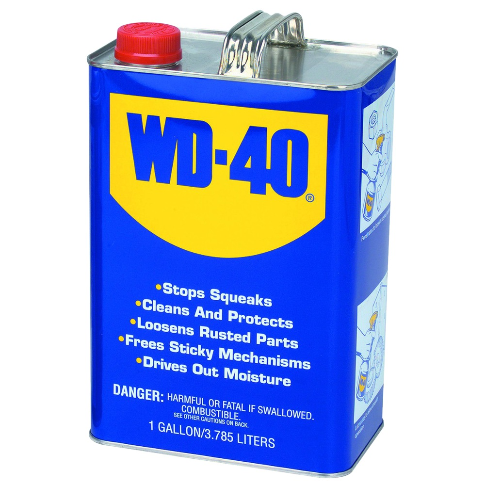 Wd40 Anti Rust (1gal)