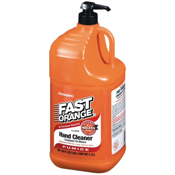 Permatex Fast Orange Hand Cleaner 1 Gal