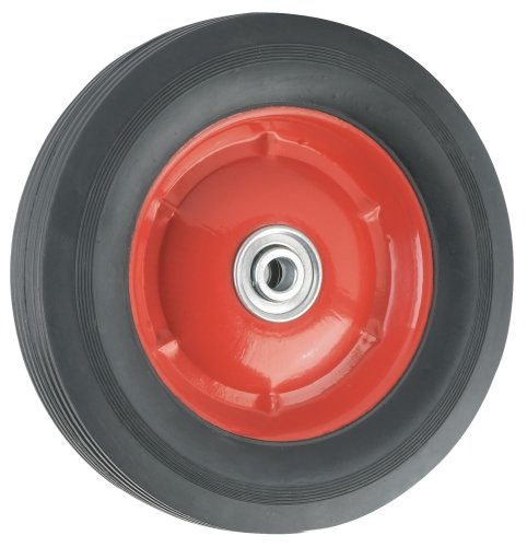 Solid Rubber Wheel for Wheel Barrow-13""