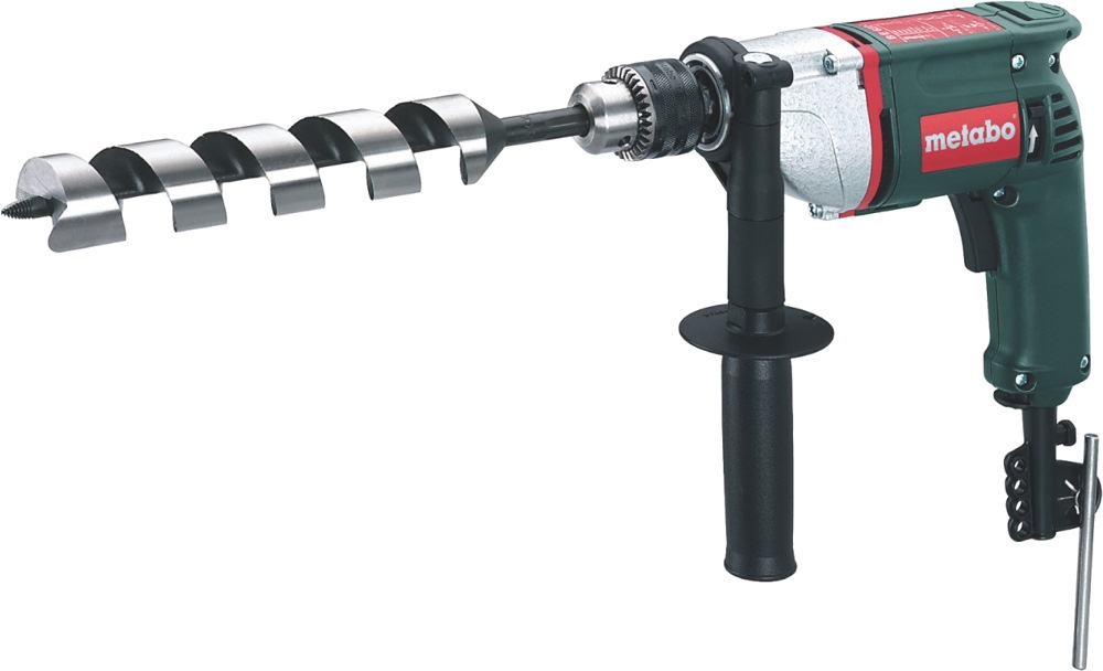 Metabo Rotary Drill, 620w, Be622s-r+l