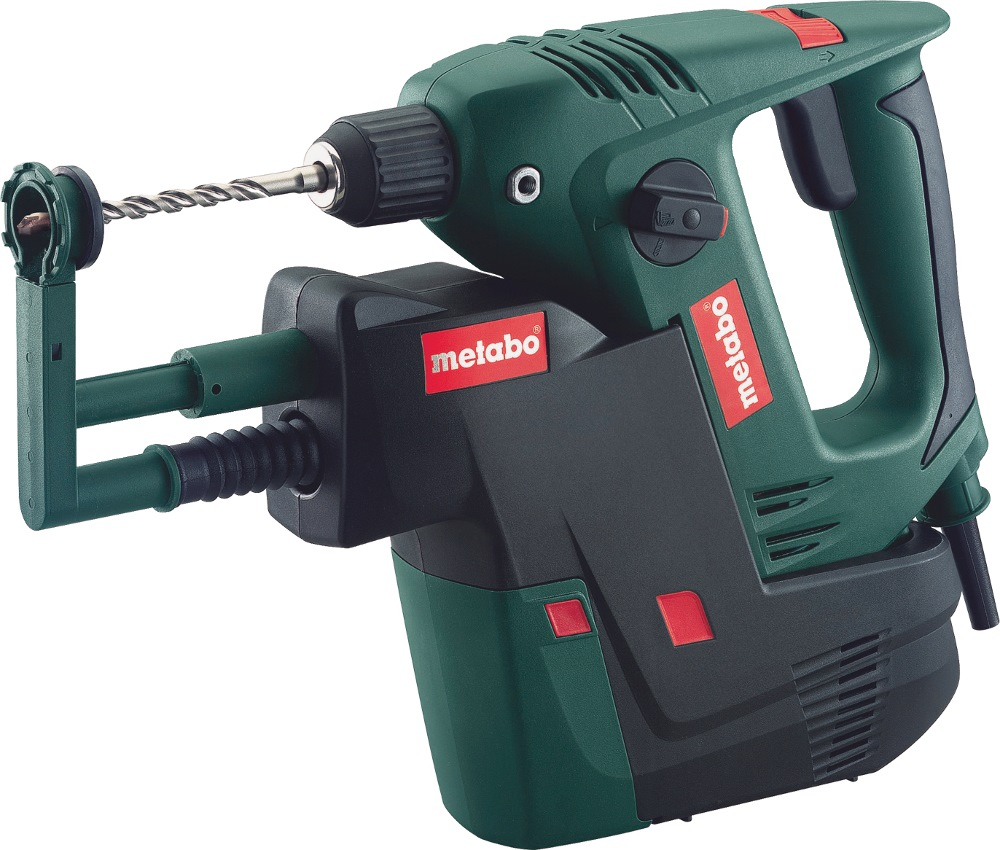 METABO 10MM ROTARY W/DUST EXTRACTION, 450W, BHE20IDR