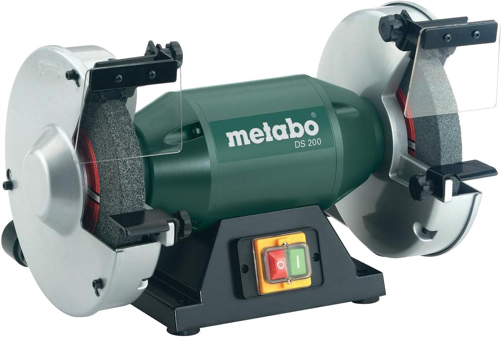 Metabo Bench Grinder, 600w, DS200