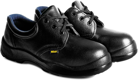 Nitti Safety Shoe Low Cut With Shoe Lace 21281 [s1-p]