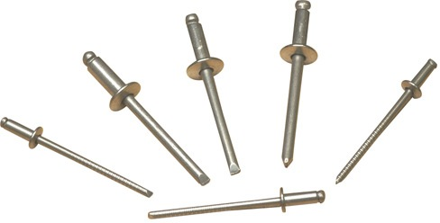 SRC Aluminum Blind Rivets (Box of 1000)