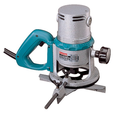 MAKITA HAND ROUTER, 1500W, 3600H