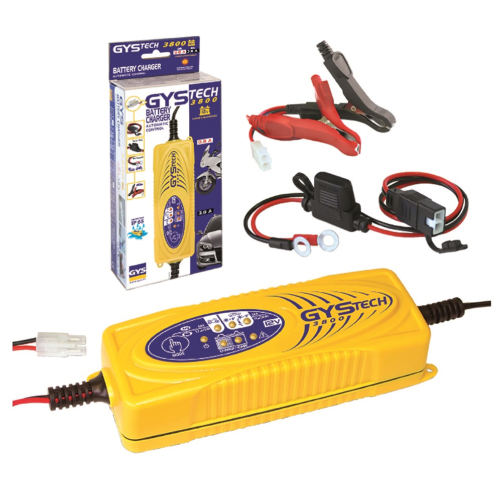 Gys Battery Charger GYSTECH 3800