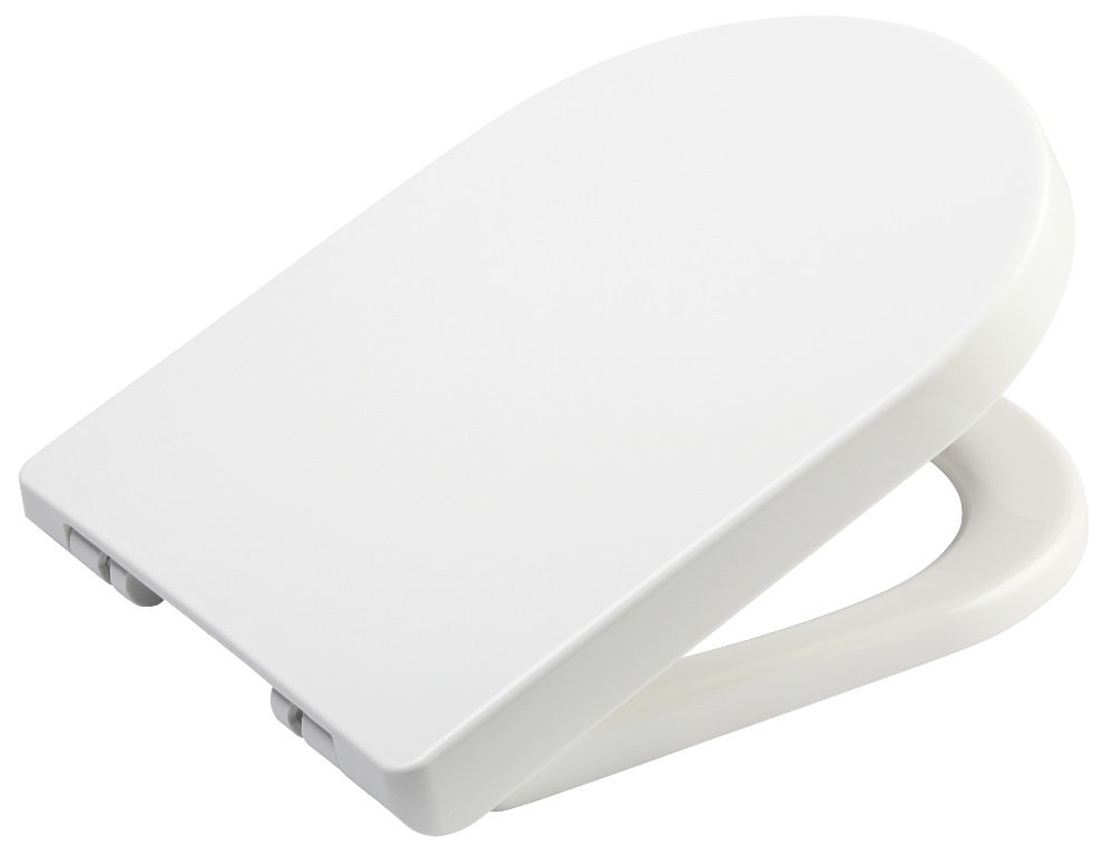 Showy Blanc Soft Close Toilet Seat and Cover 2935