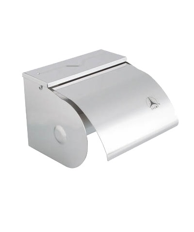 Showy Stainless Steel Paper Holder 7048