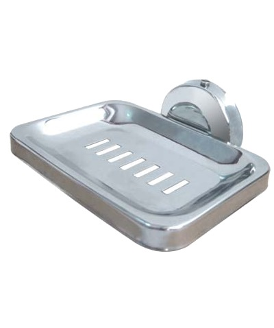 Showy Stainless Steel Soap Holder 7535