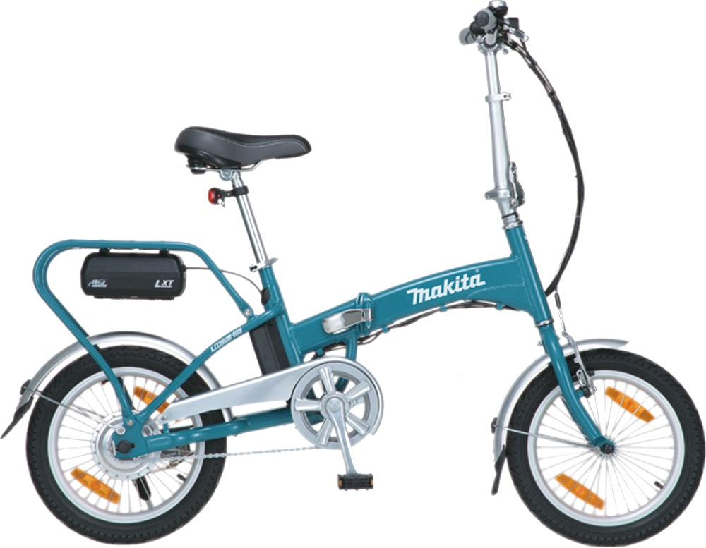 MAKITA 18V LI-ION ASISTED BICYCLE DBY180 (BARE UNIT)