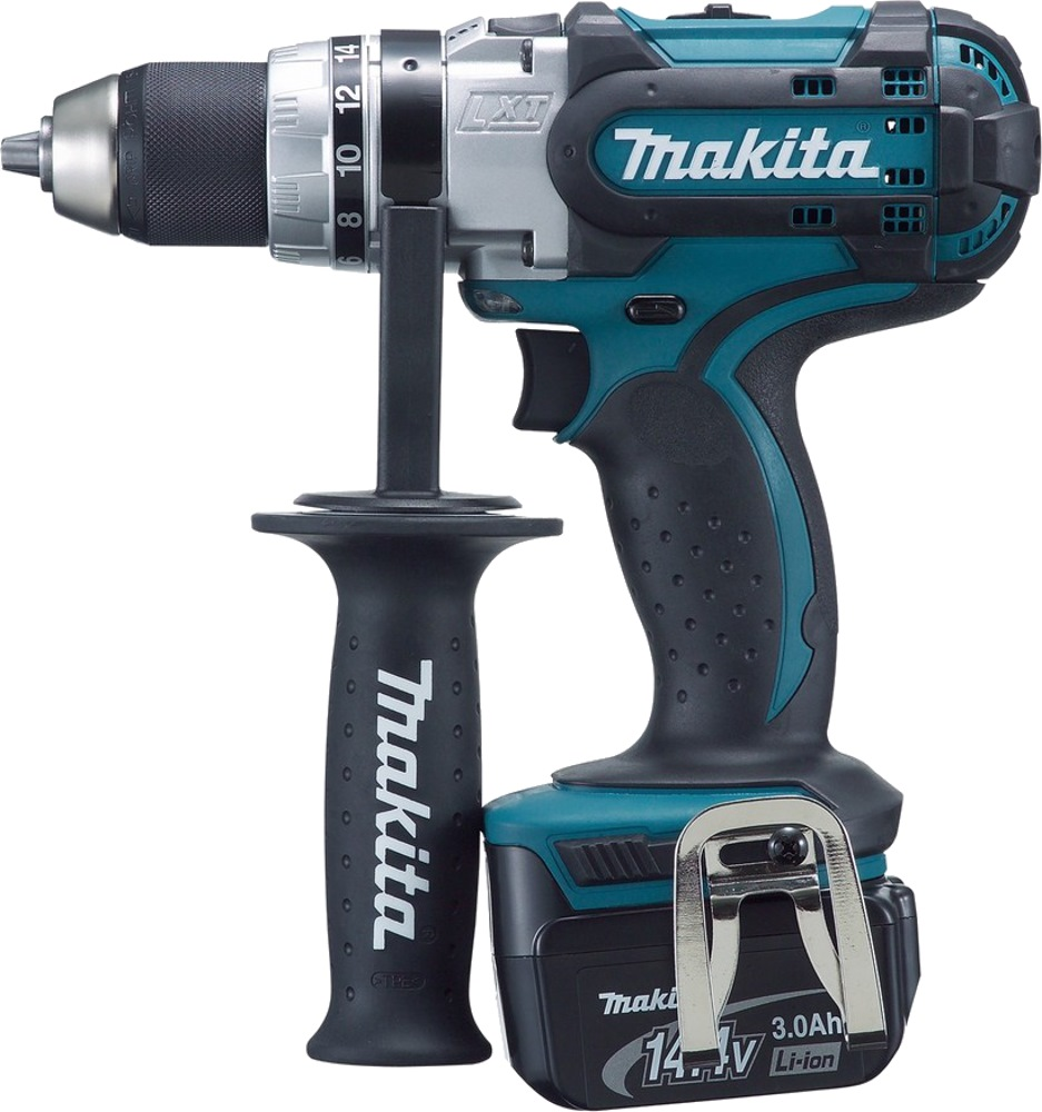 MAKITA 14.4V 3.0AH LI-ION 13MM DRIVER DRILL, DDF444RFE