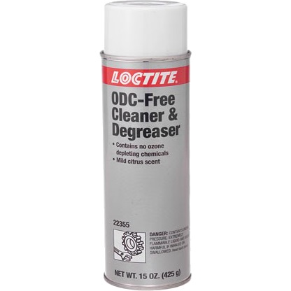 LOCTITE ODC FREE CLEANER & DEGREASER 425G 22355