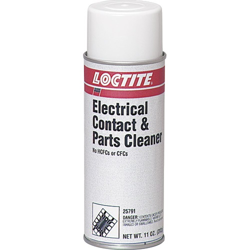 Loctite Electronic Contact & Parts Cleaner No Hcfcs or Cfcs