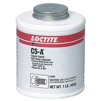 LOCTITE COPPER BASED ANTI-SEIZE LUBRICANT LB8008 C-5A