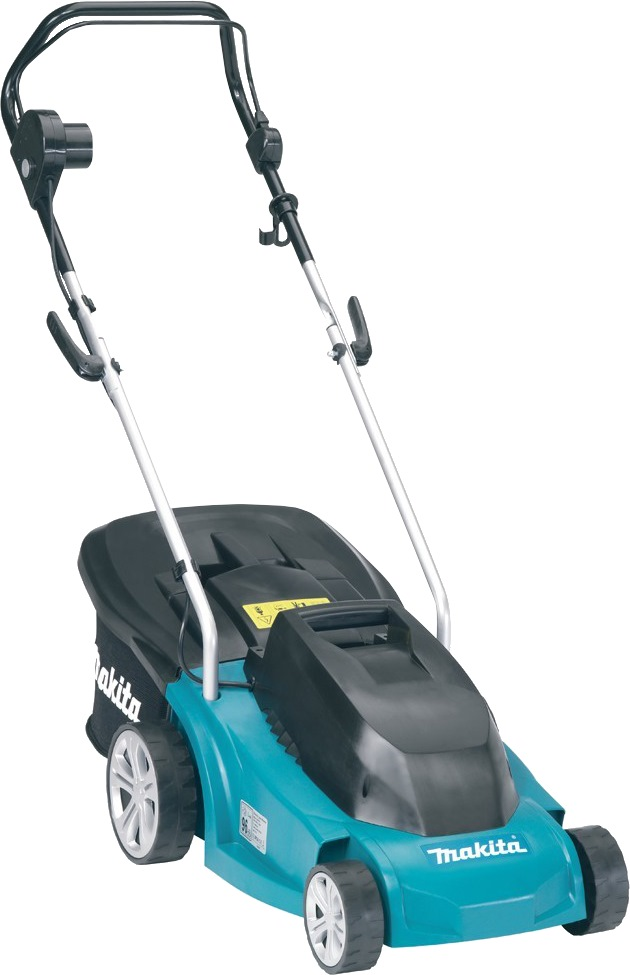 "Makita 13"" Electric Lawn Mower ELM3320"