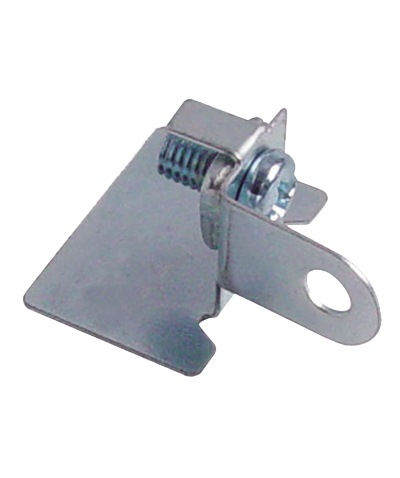 Showy Curtain Track End Cap-7522