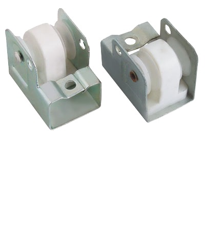 Showy Curtain Track Pulley Set-7528