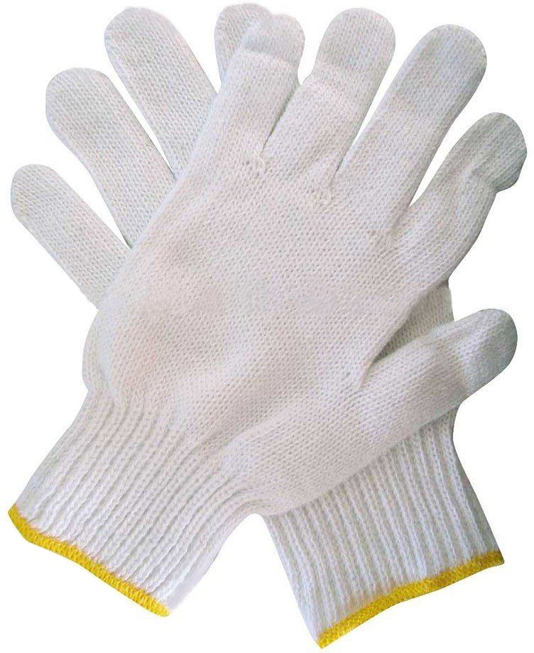 Horme Cotton Gloves 12 Pairs/pack