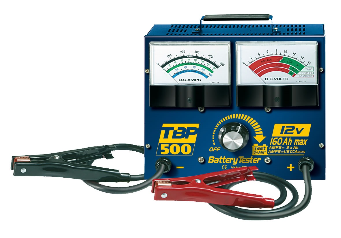 Gys Traditional Battery Tester TBP500