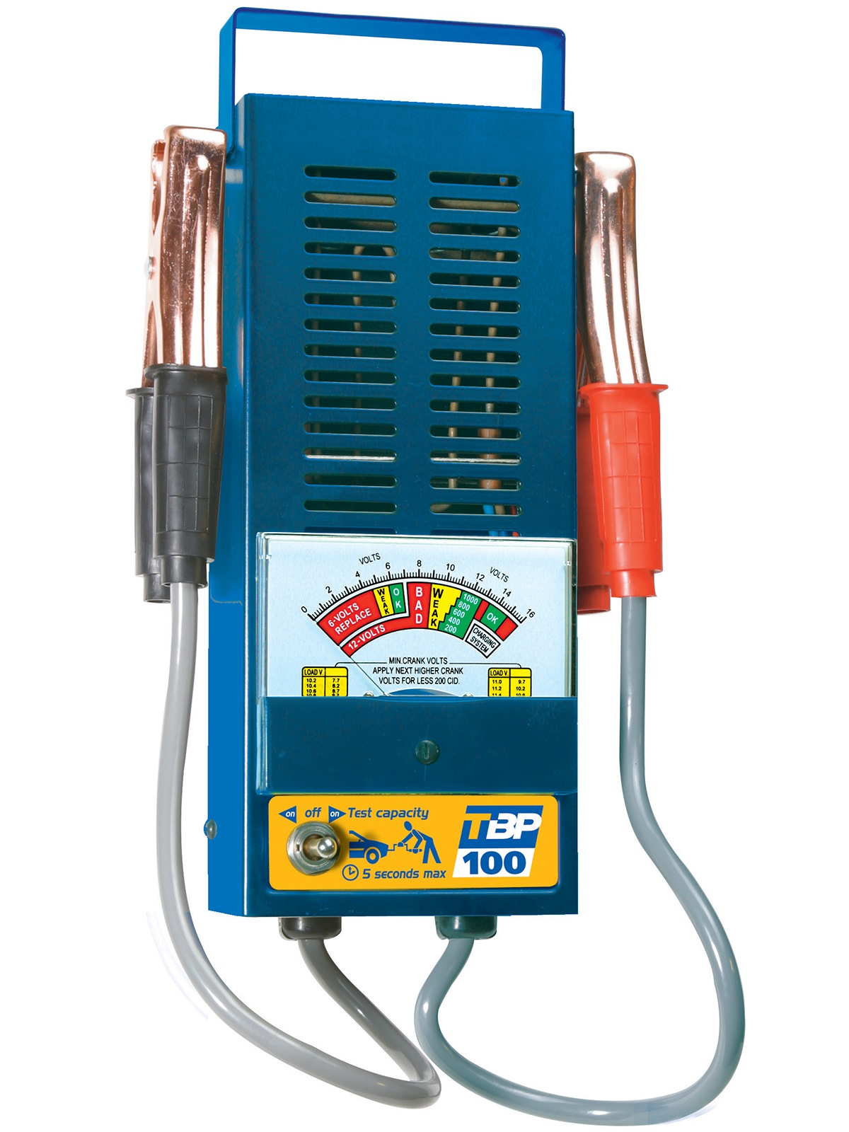 Gys Traditional Battery Tester TBP100