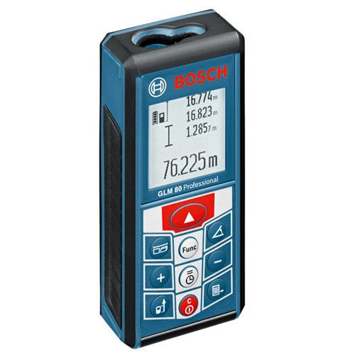 Bosch Laser Distance Measurer 80m GLM80