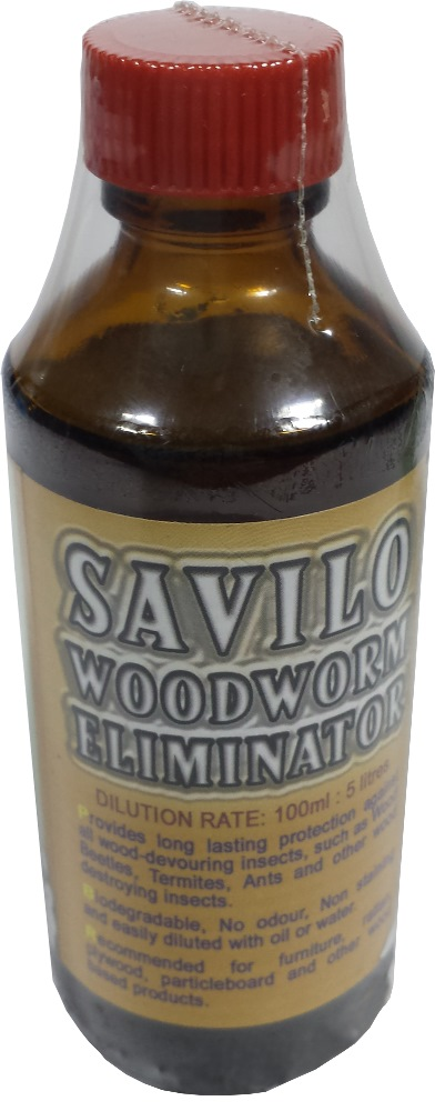 Savilo Woodworm Eliminator-100ml (non Toxic)