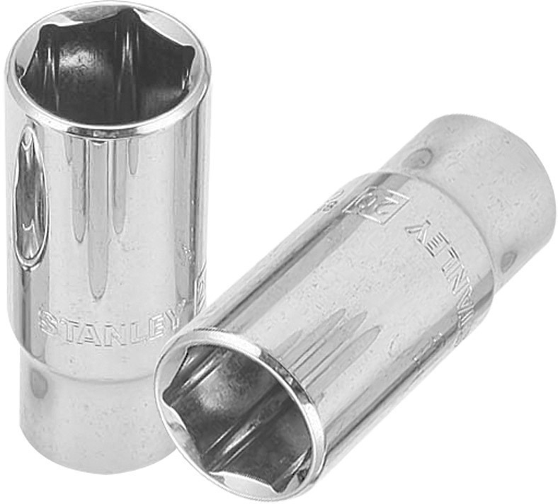 STANLEY 1/2 DRIVE 6 POINT DEEP SOCKET