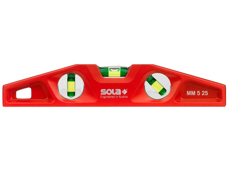 Sola Precision Magnetic Aluminium Dia-cast Level MM525