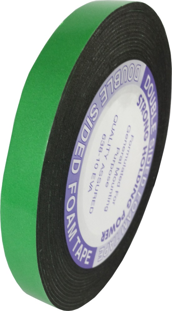 Armstrong Ds Eva Foam Tape Black 10yd
