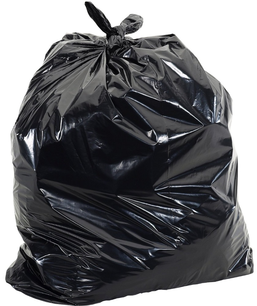 """Garbage Bag 30""""x34""""x0.018mm 100 Pieces"""